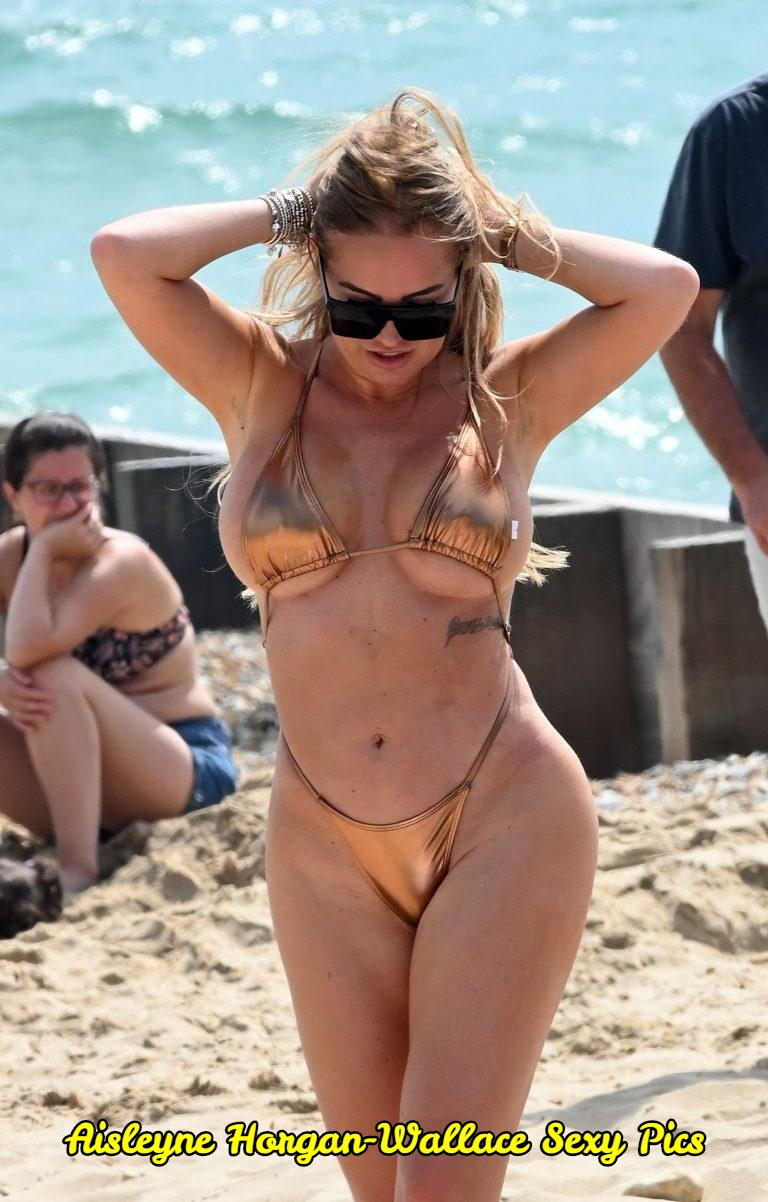 Aisleyne Horgan-Wallace sexy pictures