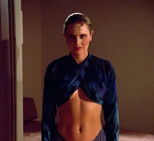 Denise Crosby pussy