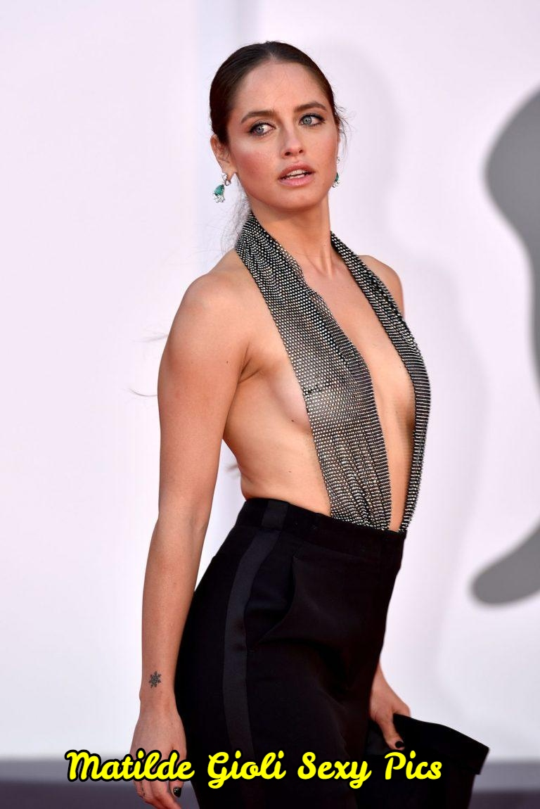 Matilde Gioli sexy pictures