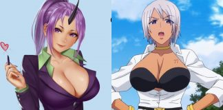 Top 15 Hottest Anime Girls Of All Time