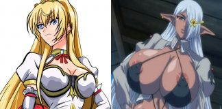 Top 15 Sexiest Fantasy Hentai Of All Time