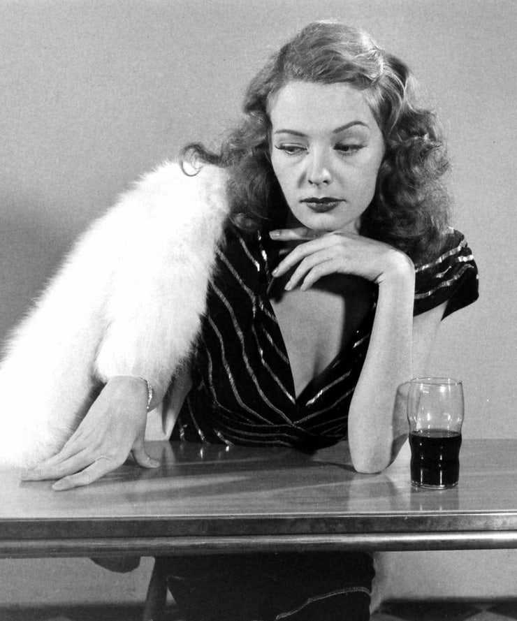 jane greer young