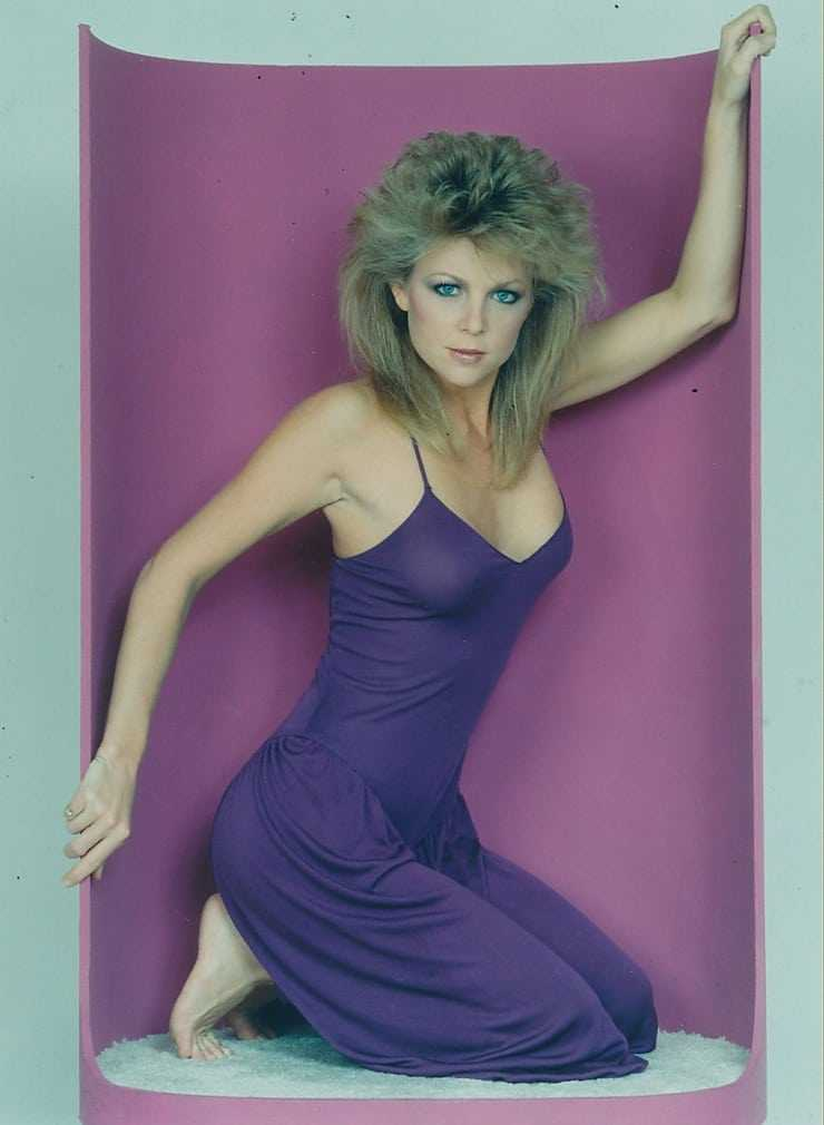 lisa hartman black hot photo