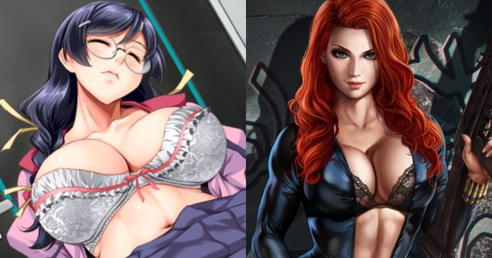 22 Hottest Horror Hentai Of All Time