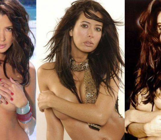 51 Amy Weber Nude Pictures Which Will Make You Feel Arousing