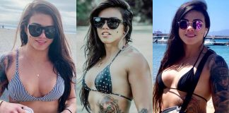 51 Claudia Gadelha Nude Pictures Which Are Basically Astounding