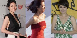 51 Hot Pictures Of Moon So-ri Demonstrate That She Is A Gifted Individual