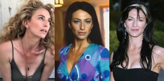 51 Sexy Claudia Black Boobs Pictures Reveal Her Lofty And Attractive Physique