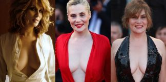 51 Sexy Emmanuelle Seigner Boobs Pictures Will Leave You Stunned By Her Sexiness