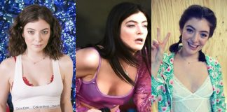 51 Sexy Lorde Boobs Pictures Which Are Inconceivably Beguiling