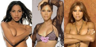 51 Sexy Toni Braxton Boobs Pictures Which Make Certain To Leave You Entranced