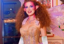 Fairy Princess Bella Thorne's Wardrobe Malfunction Moments Offers Some Jaw-Dropping Snaps