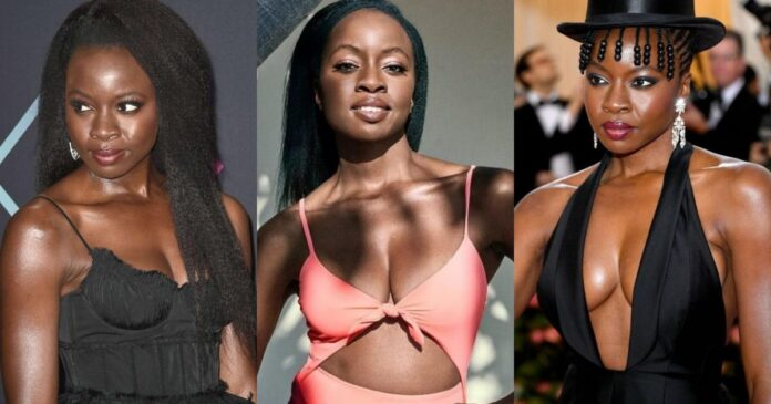 51 Sexy Danai Gurira Boobs Pictures Which Will Make You Become Hopelessly Smitten With Her Attractive Body