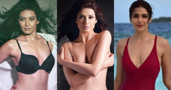 51 Sexy Karishma Tanna Boobs Pictures Are Hot As Hellfire
