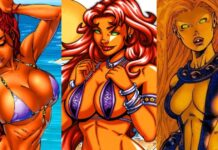 51 Sexy Starfire Boobs Pictures Will Leave You Gasping For Her