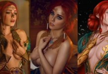 51 Sexy Triss Merigold Boobs Pictures Will Drive You Wildly Enchanted With This Dashing Damsel