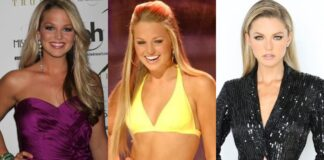 52 Sexy Allie LaForce Boobs Pictures Which Will Make You Slobber For Her