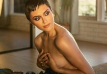 Alyson Stoner Looks Hot In These Racy Snaps As She Wears Sexy Outfits